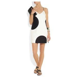J. Crew   Big Dot Linen Dress   Sz 2   Used